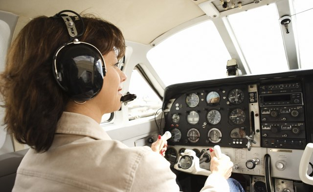 A degree in aviation science from Baylor can prepare students for careers as pilots and flight instructors.