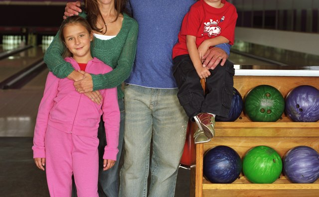 The whole family will enjoy bowling in one of Sutter County's many bowling alleys.
