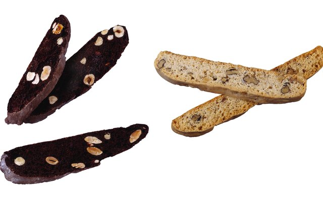 Enjoy biscotti with your morning coffee, or as an afternoon energizer.