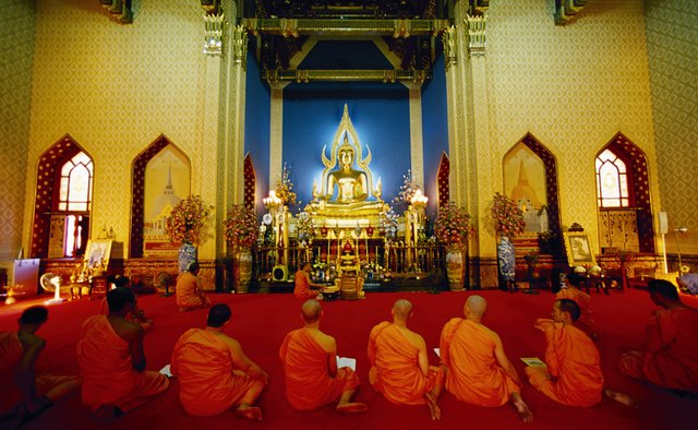Buddhist Funeral Service Rituals