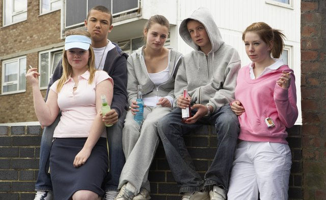 Many teens feel pressured by their peers to drink alcohol.