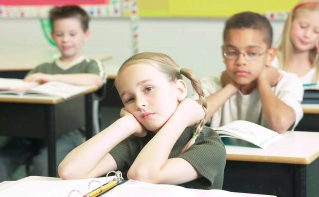 School can be especially challenging for a child with ADHD.