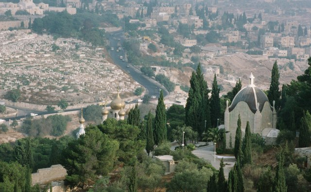 City of Jerusalem.