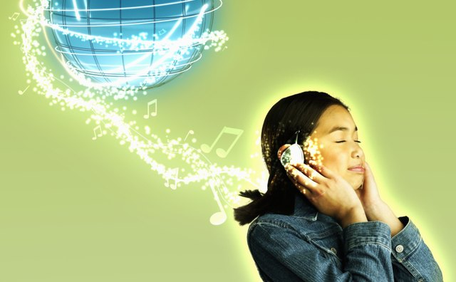 Listening to music may motivate you to conquer the world of learning.