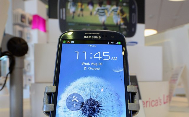 Carriers issue patches and updates independently of Samsung.