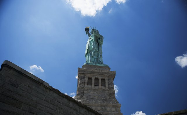 What's the original name of the Statue of Liberty?