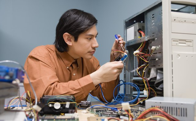 The job market is booming for computer scientists.
