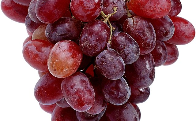 Frozen grapes are a fun-to-eat snack for kids.