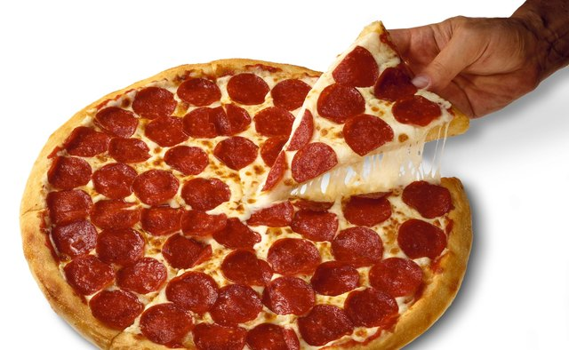Students can learn about fractions by studying slices of pizza.