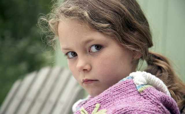 In some cases, children who constantly seek attention have reactive attachment disorder.