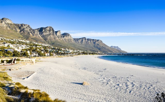 Where is Camps Bay Beach?