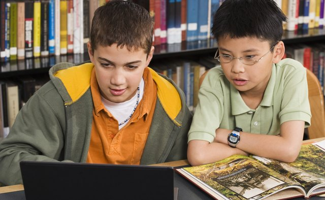 Evaluating websites helps students become critical thinkers.