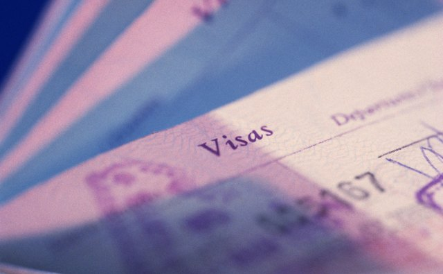 A visa may be necessary for teaching overseas.