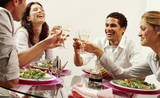 Establish a social group and your relationship will benefit.