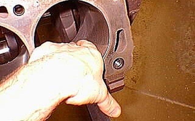 Piston Ring Stagger Genuine Honda Standard Piston Ring Set