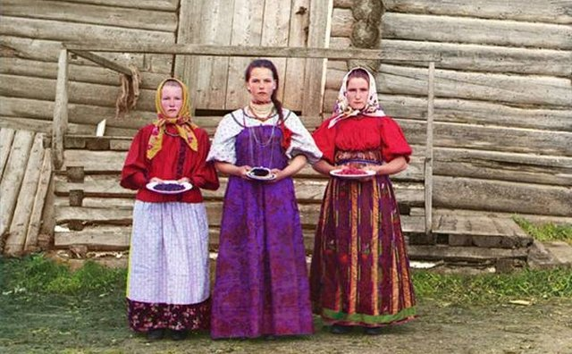 Russian Women Peasants