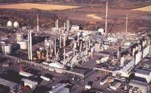 Natural Gas Refinery