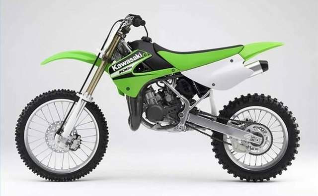 the history of kawasaki dirt bikes it still runs. Black Bedroom Furniture Sets. Home Design Ideas