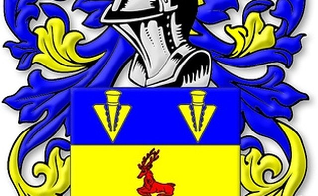 Family crests have very specific meanings
