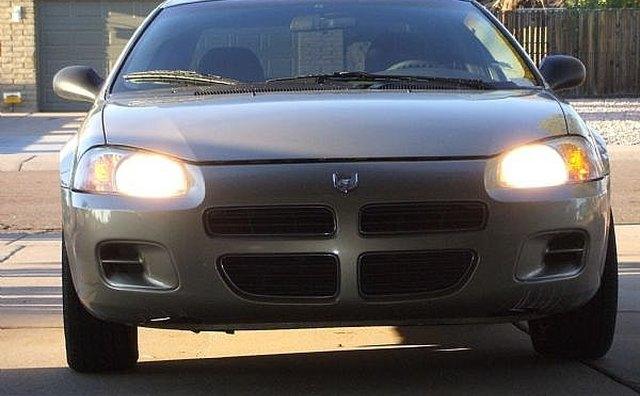 how to make car headlights clear