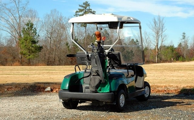 yamaha serial number golf cart