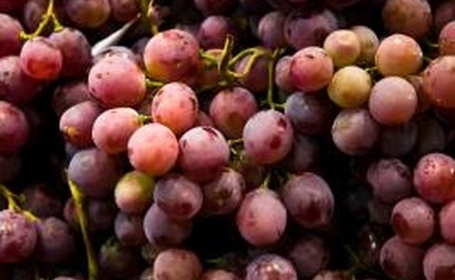 Grapes are a good source to consider when choosing beverages for a pastor's anniversary.