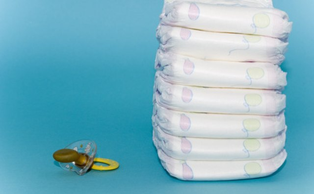 Church nurseries require a variety of diaper sizes for its kids.