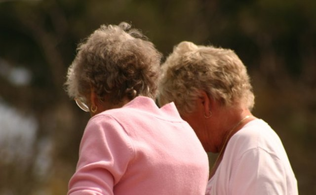 In some cases, elderly individuals can receive divorce legal assistance.