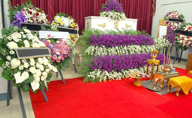 Funerals are a major expense following a death.