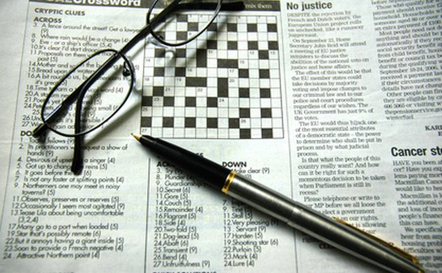 Crossword puzzles and word searches with a Biblical theme are fun options.