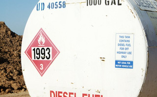 Red diesel is for off-road use and is not taxed.