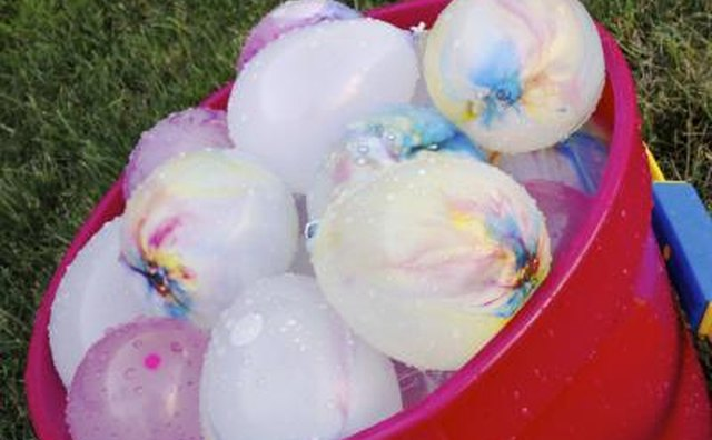 A safe fight could be with water balloons or water guns.