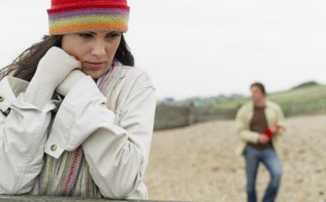 Verbally abusive men may treattheir wives as property rather than as human beings.