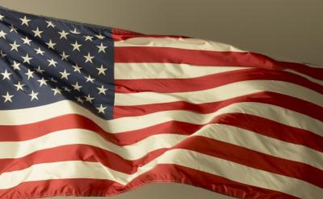 12 Fun Facts About the U.S. Flag