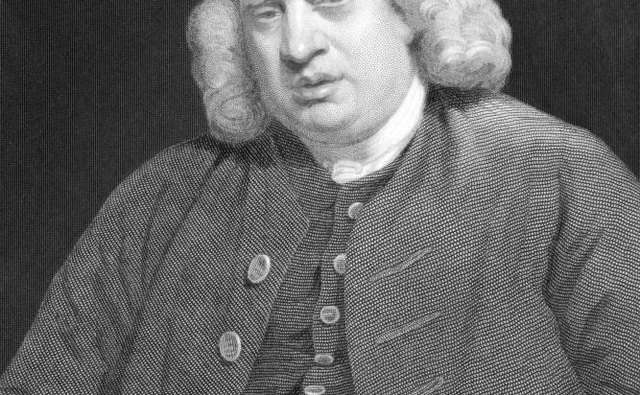 Samuel Johnson was a neoclassical moralist and critic.