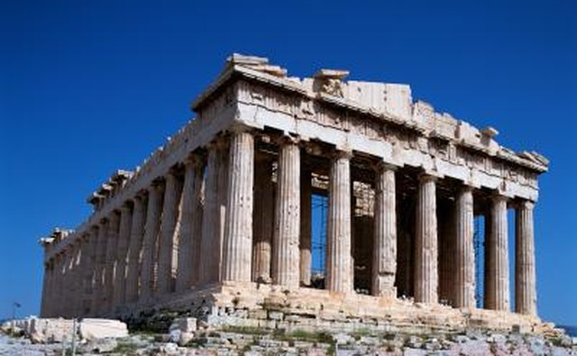Roman Architecture Columns 3 types of greek columns | our everyday life