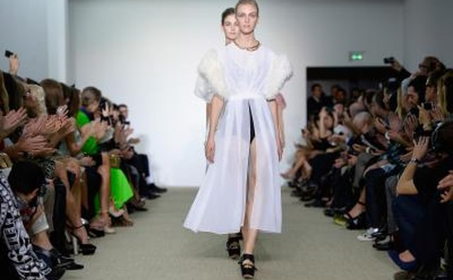 Paris' fashion weeks take place in February and September.