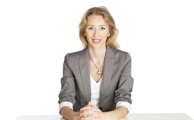 Female speaker.