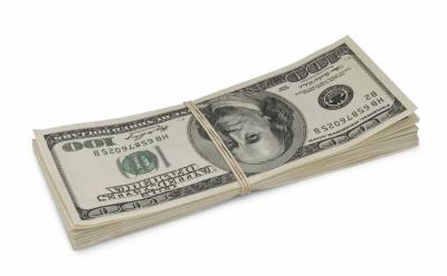 A treasurer can keep track of money.