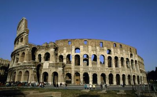 Greek Influence Of Roman Architecture Our Everyday Life