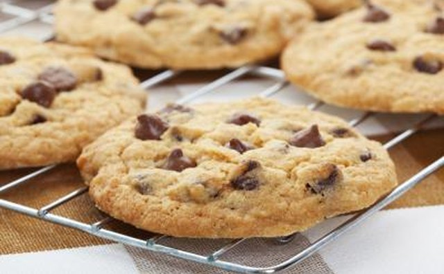 sending homemade cookies is another thing you can do
