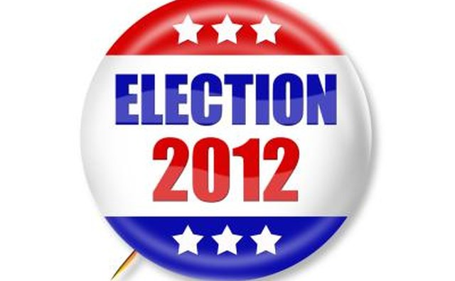 Election button 2012.