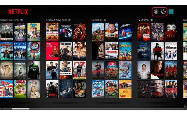 Get <b>Netflix</b> - Microsoft Store