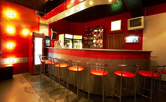 小餐厅颜色设计