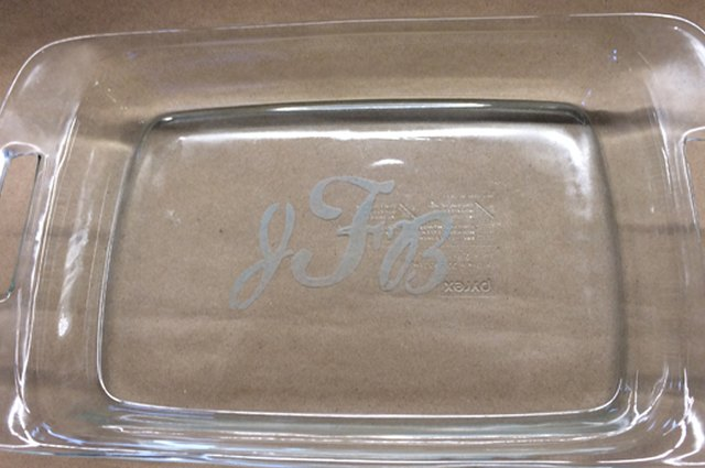 Easy Way to Mark Your Baking Dishes
