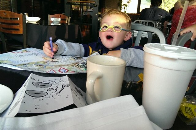 Don't Take Your Kids Out to Restaurants Until You Master These 4 Tips