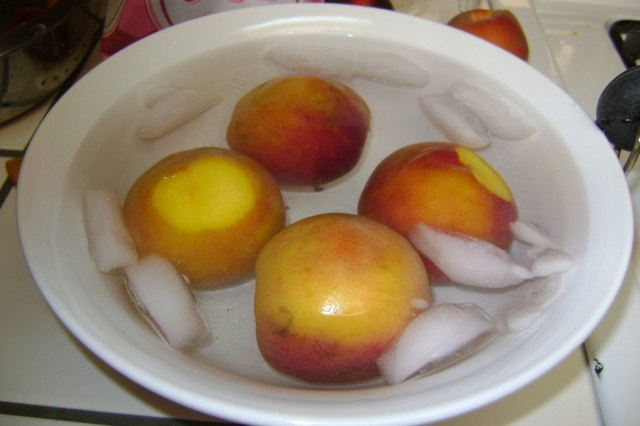 Peaches: Preserving the Love for Later
