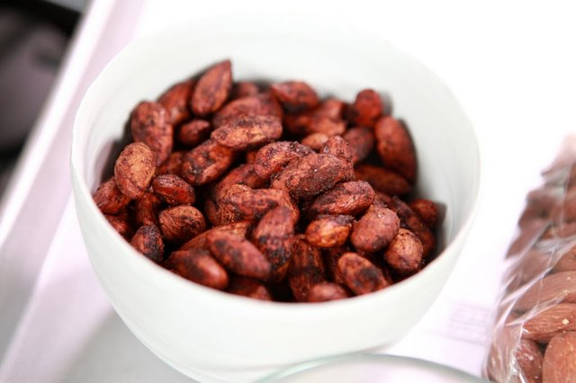 Sweet Chile Toasted Nuts Recipe
