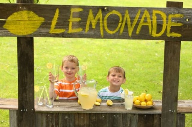 Make Your Lemonade Stand the Best on the Block