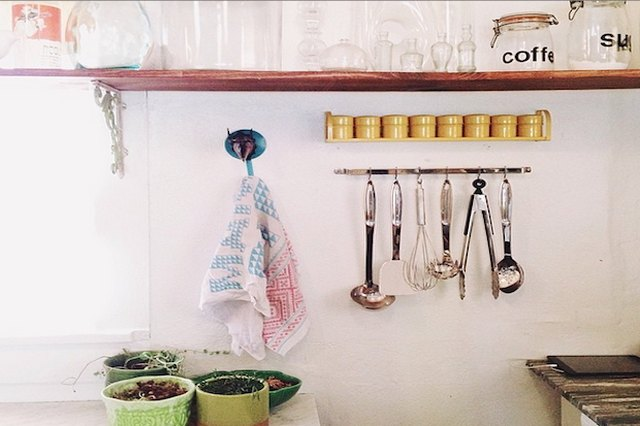 6 Ways to Increase the Efficiency of a Small Kitchen